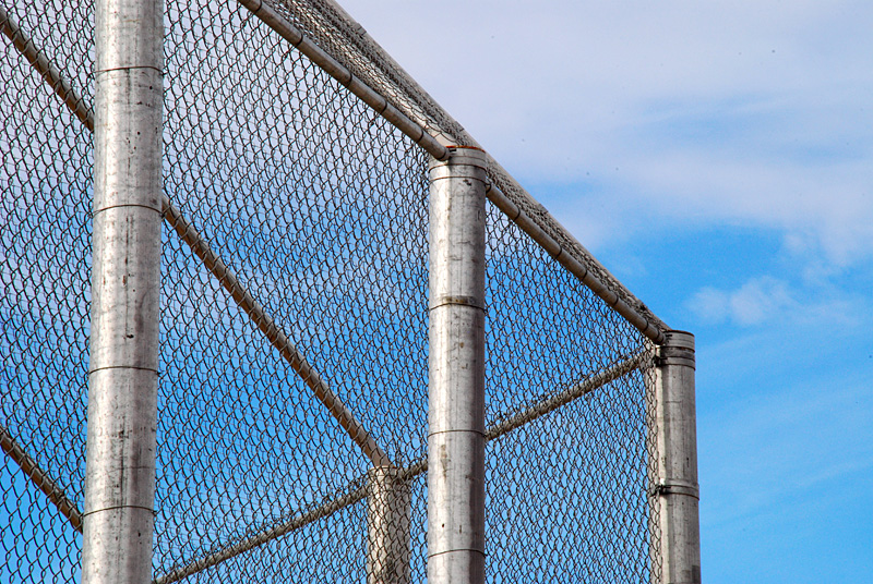 Chain Link Backstops Northwest Fence And Supply