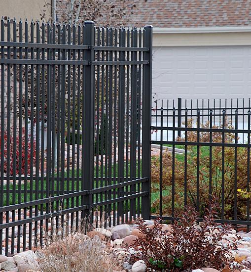 Aluminum Ameristar Ornamental Fencing Northwest Fence