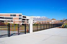 Orem - Brent Brown Ballpark - Double Gate