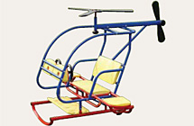 Helicopter Play Set
